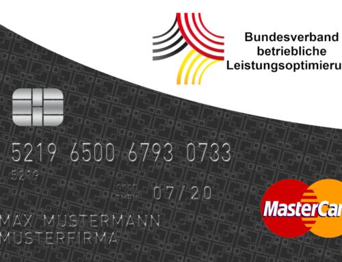 Sachbezug § 8 EStG – Bezug auf MasterCard
