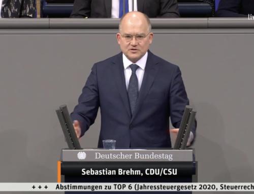 Heute (16.12.2020) wurde das #Jahressteuergesetz 2020 im Bundestag beschlossen